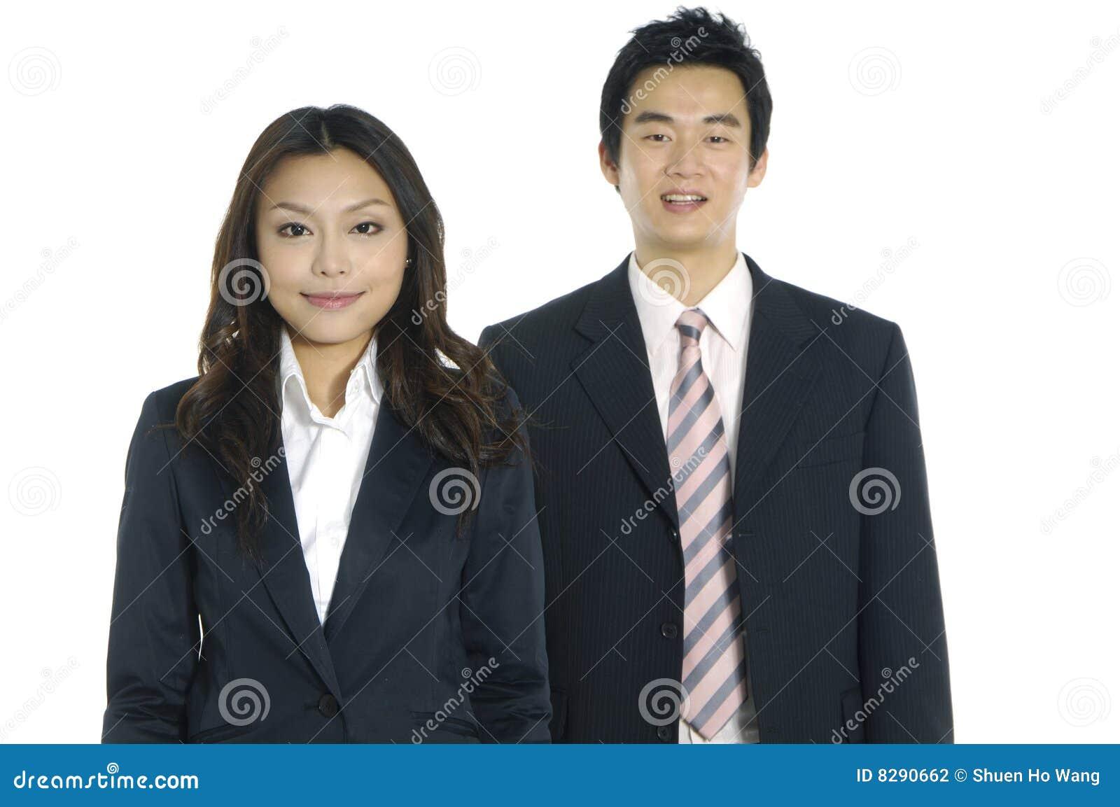 Squadre asiatiche di affari