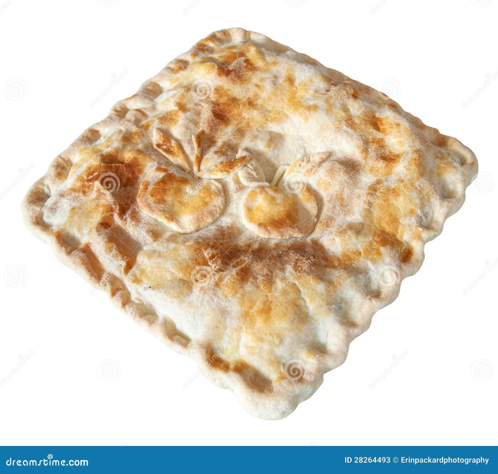 Square Apple Pie Stock Photos - Image: 28264493
