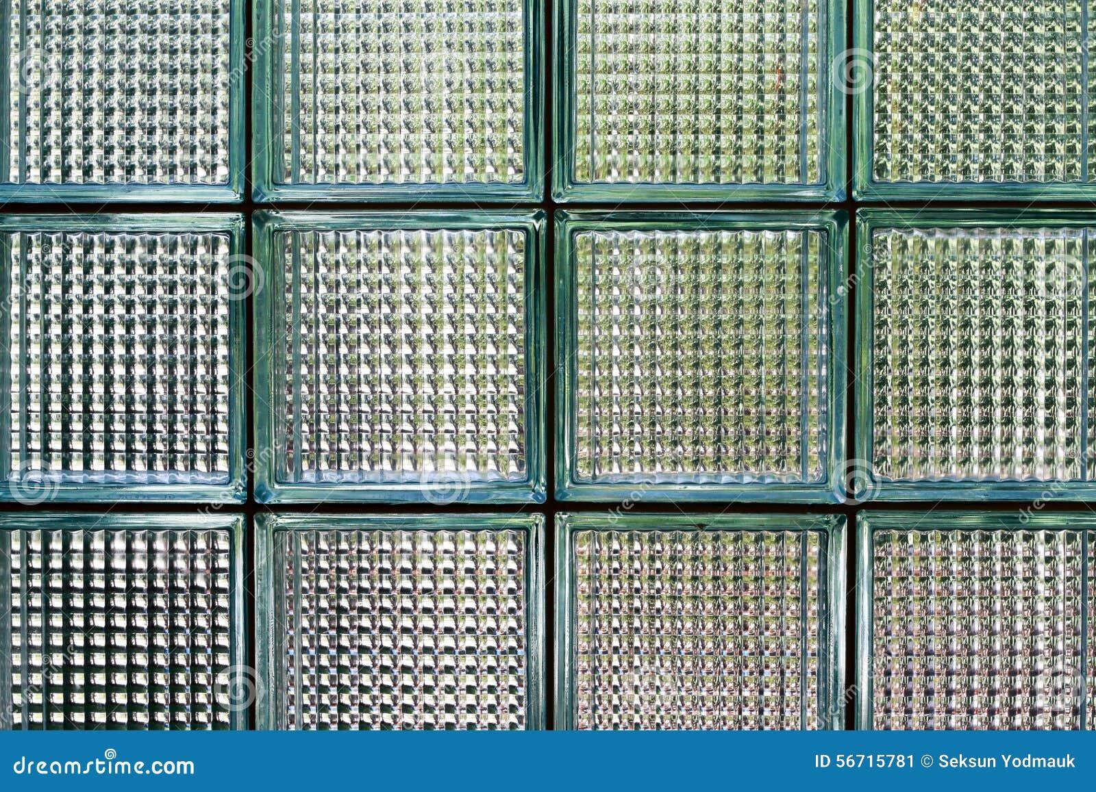 Square Block Glass Background Stock Photo Image 56715781