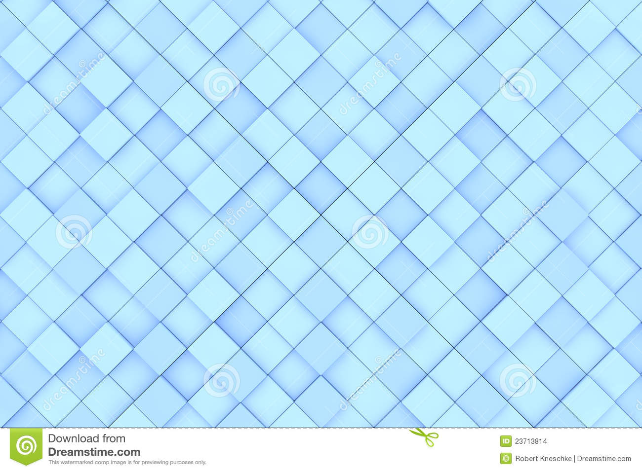 Blue square pattern background - photo#6
