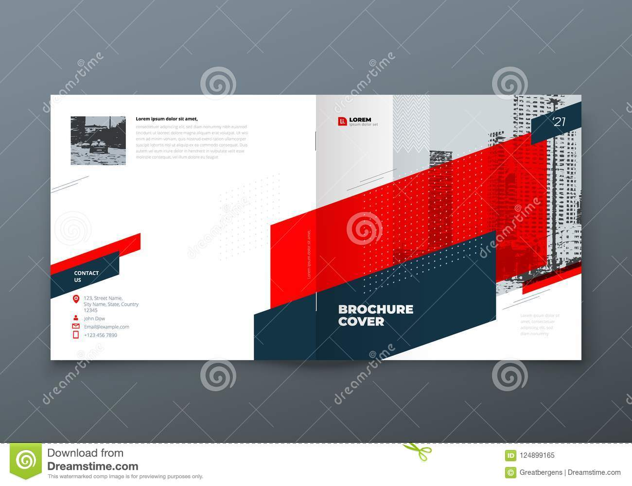 Square brochure design red corporate business rectangle template download square brochure design red corporate business rectangle template brochure report catalog cheaphphosting Images