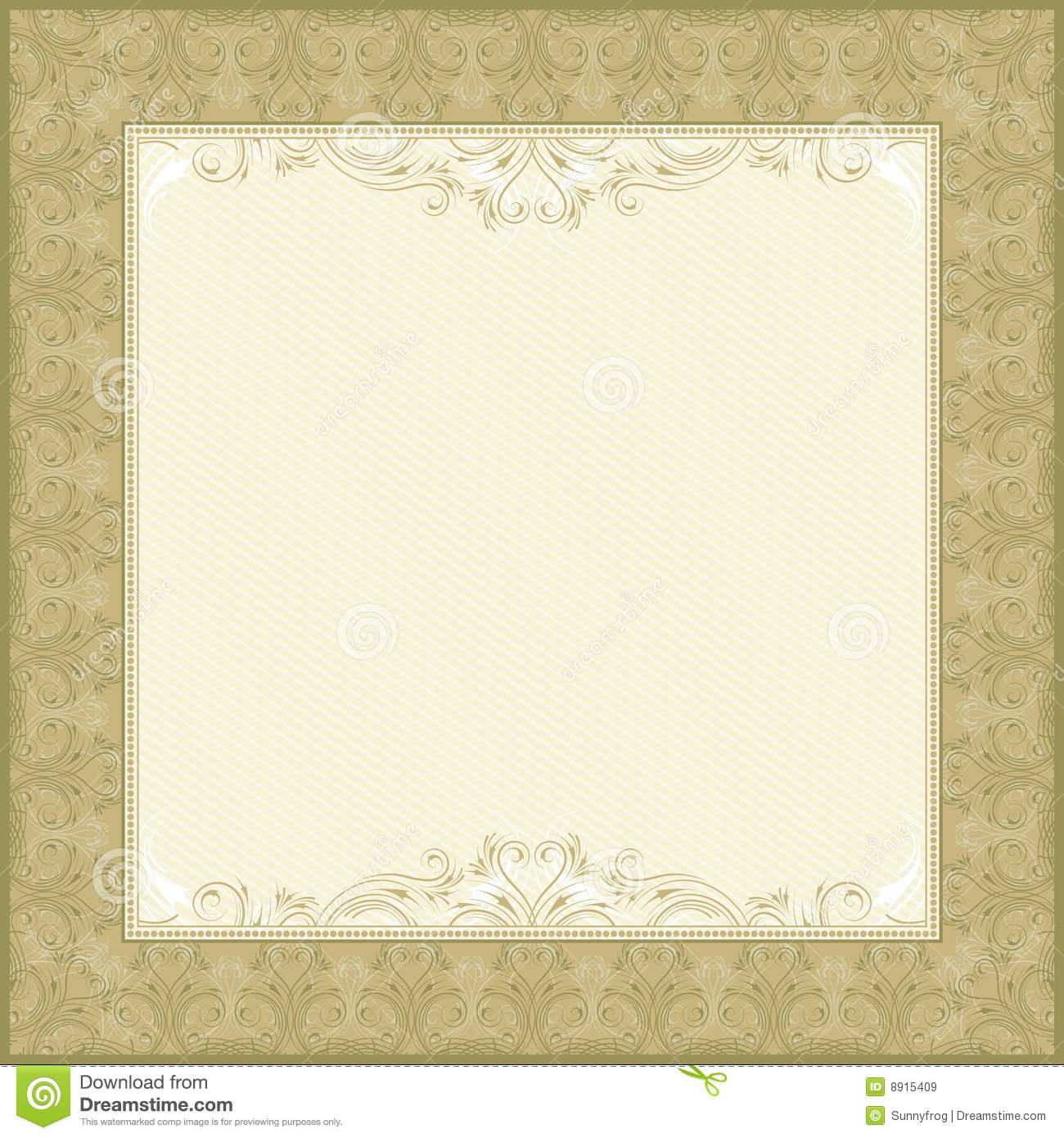 More similar stock images of ` Square certificate background, vector `