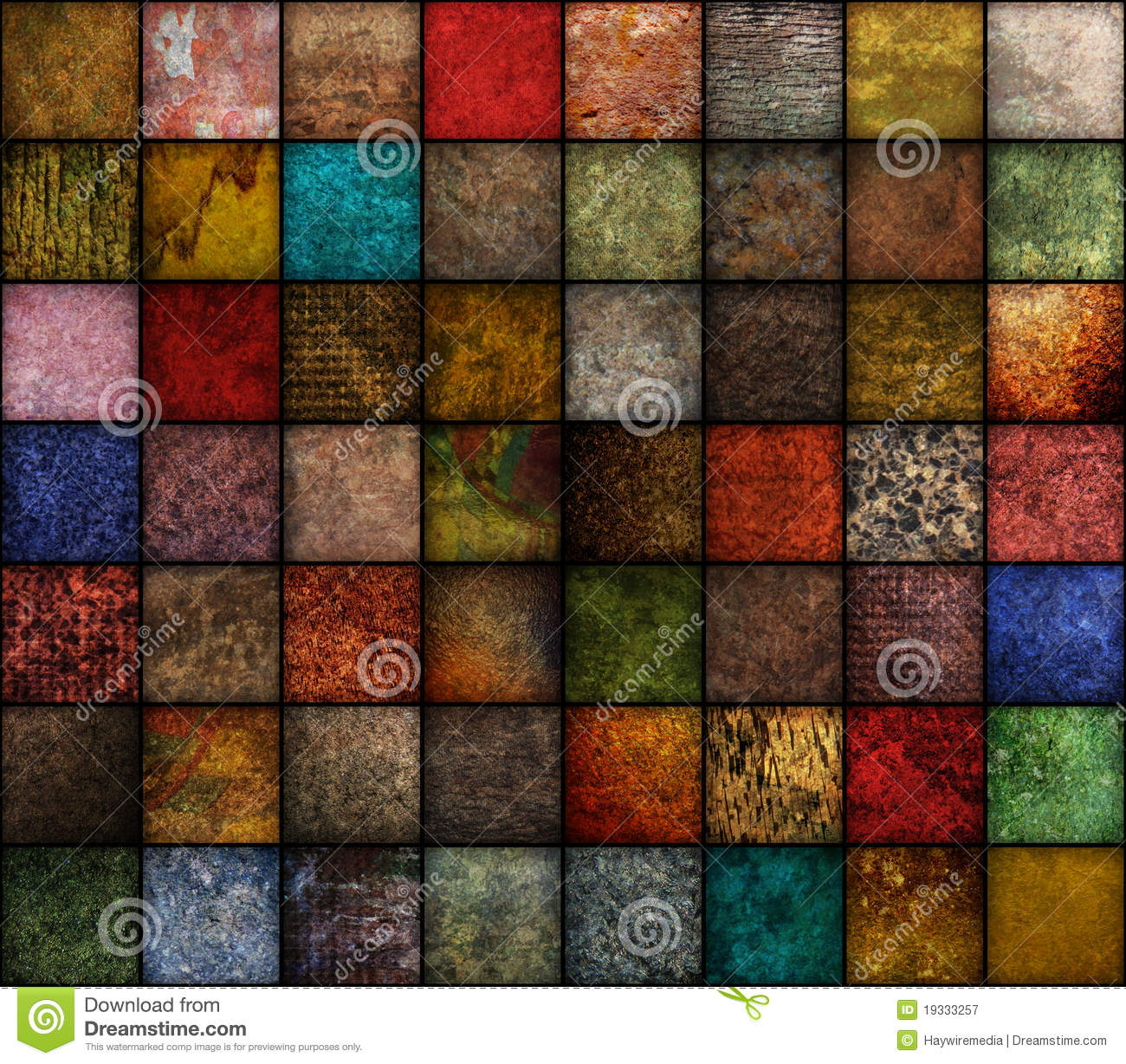 Square Earth Tone Texture Background Royalty Free Stock