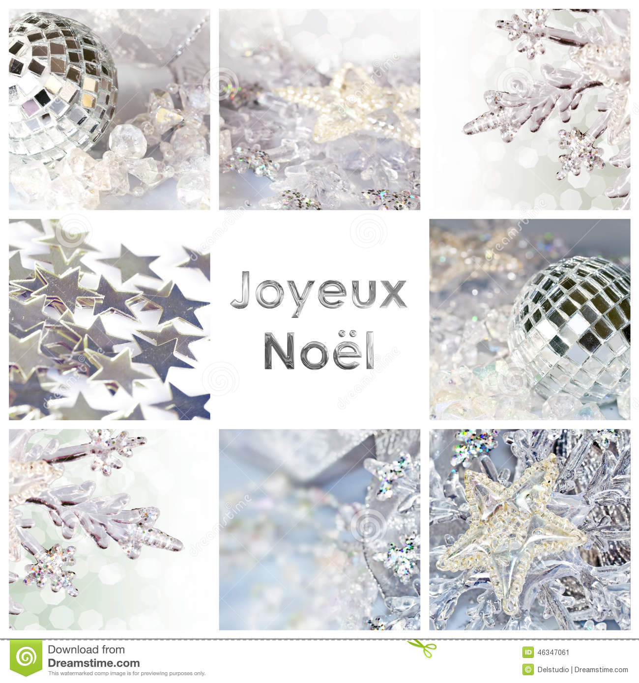 download square greeting card joyeux noel meaning merry christmas in french stock image image - Merry Christmas Meaning