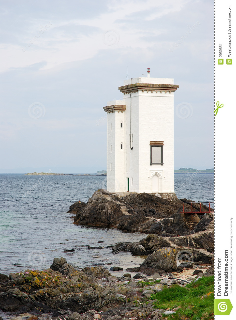 Square Lighthouse.