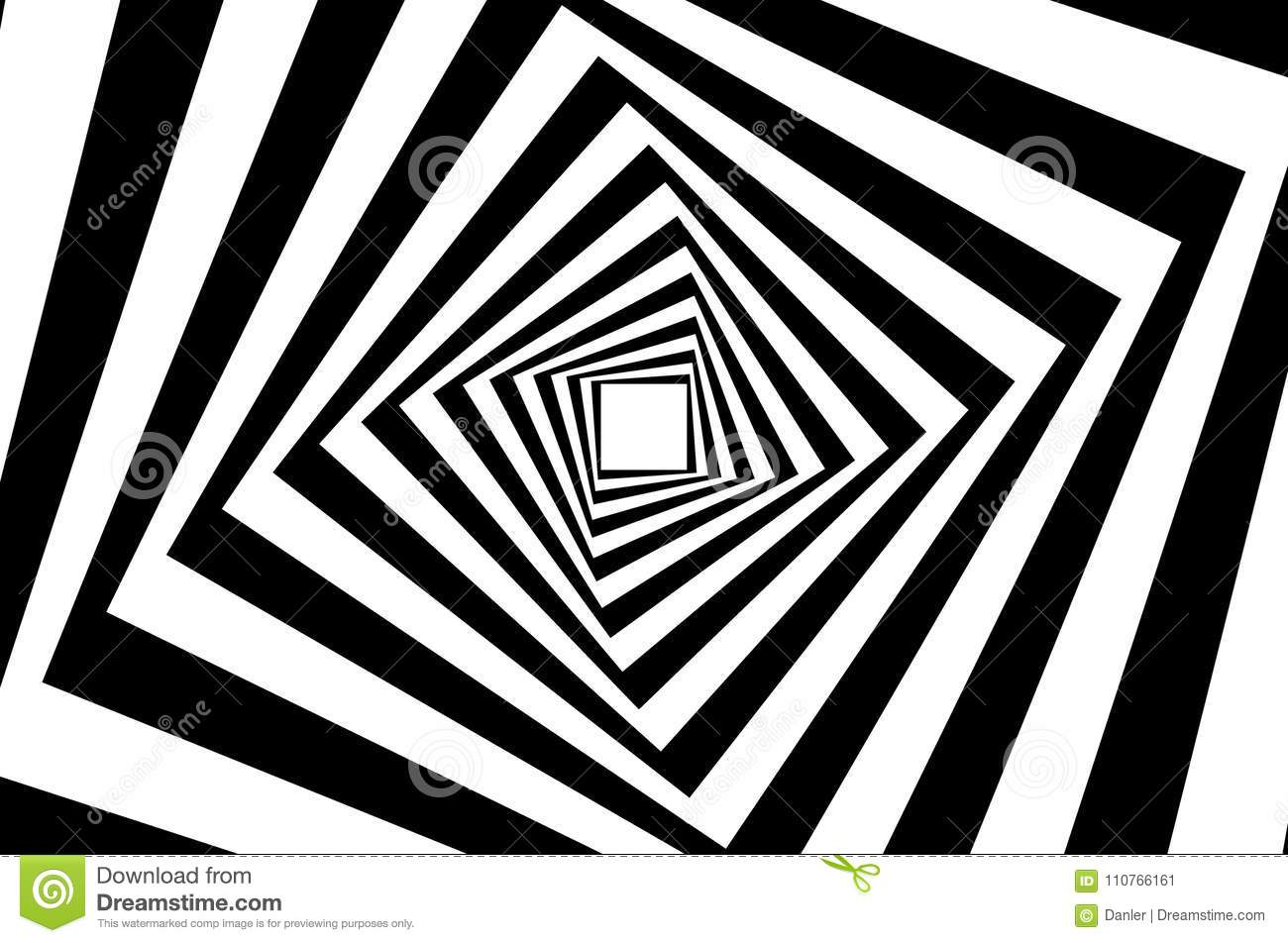 Optical Illusions Square Square Optical ...