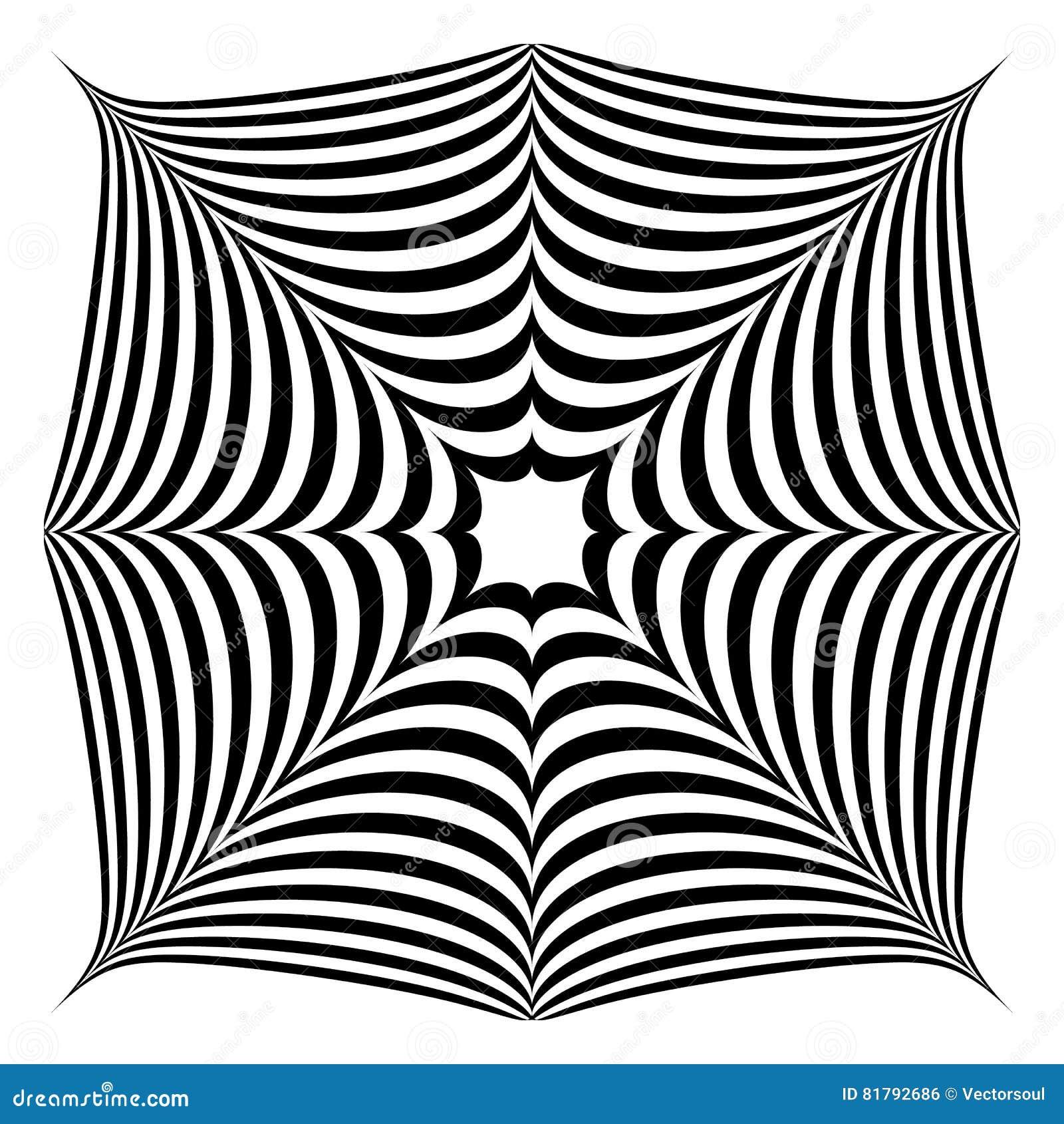 Squarish геометрическая абстрактная форма