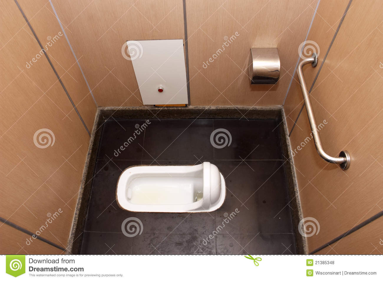 Bathroom Stalls In Other Countries squat toilet bathroom stall royalty free stock photos - image