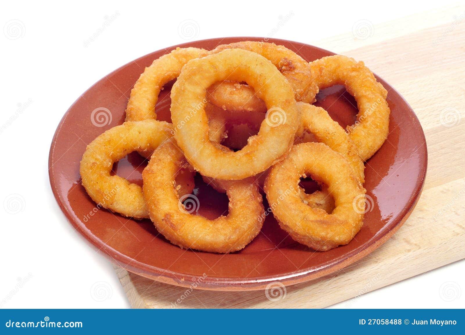 how to cook squid rings tender