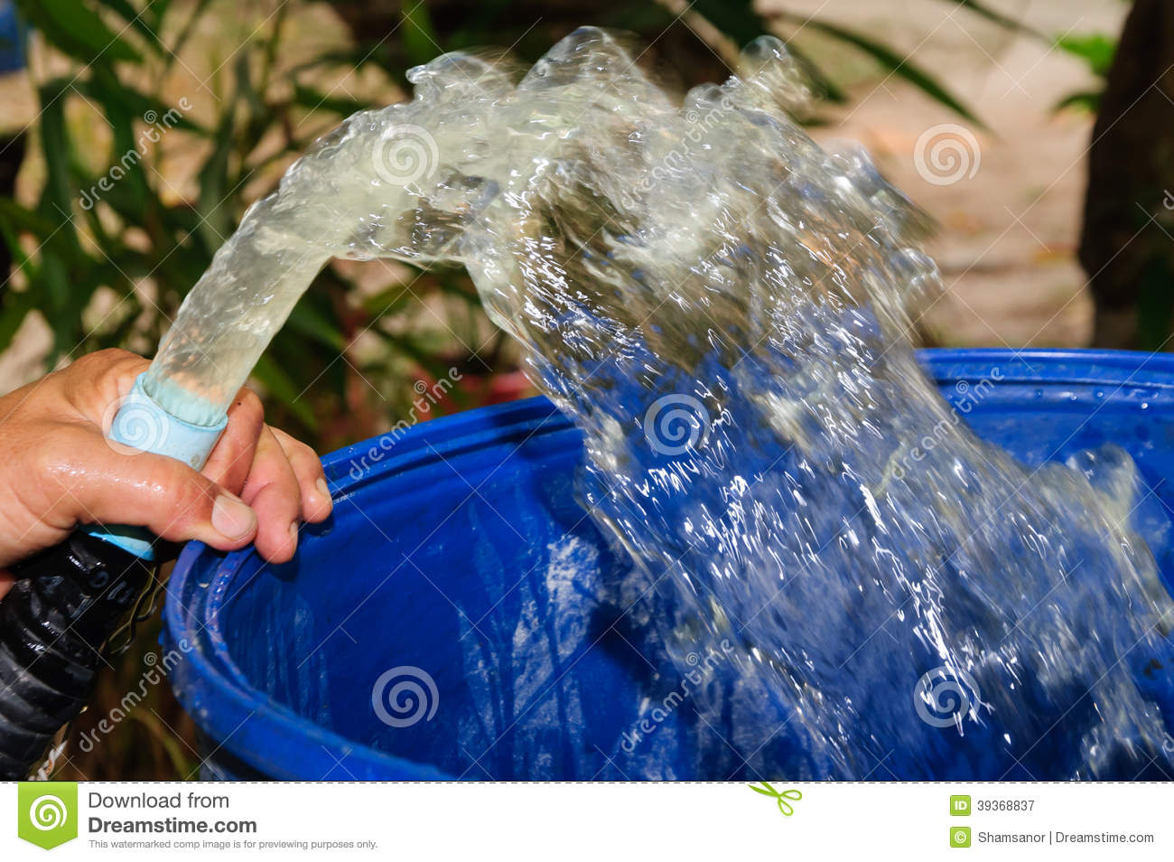 Squirting Like A Hose