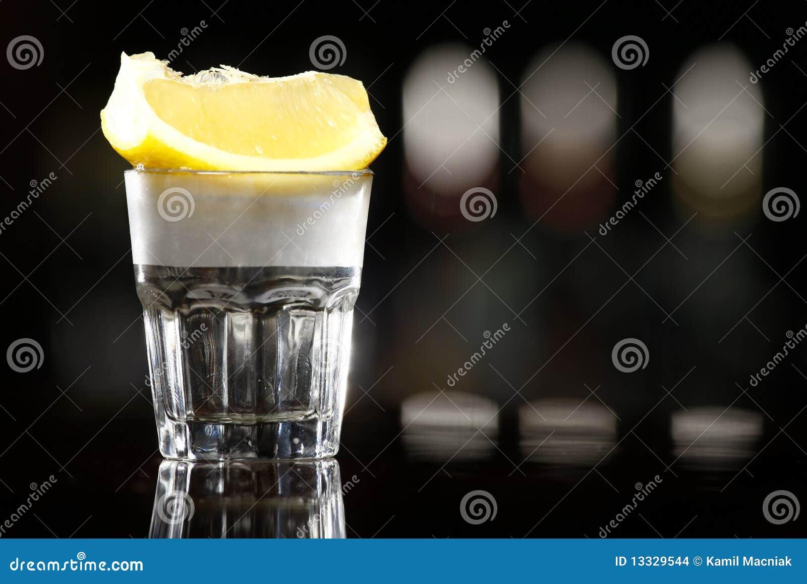 Srebny tequila