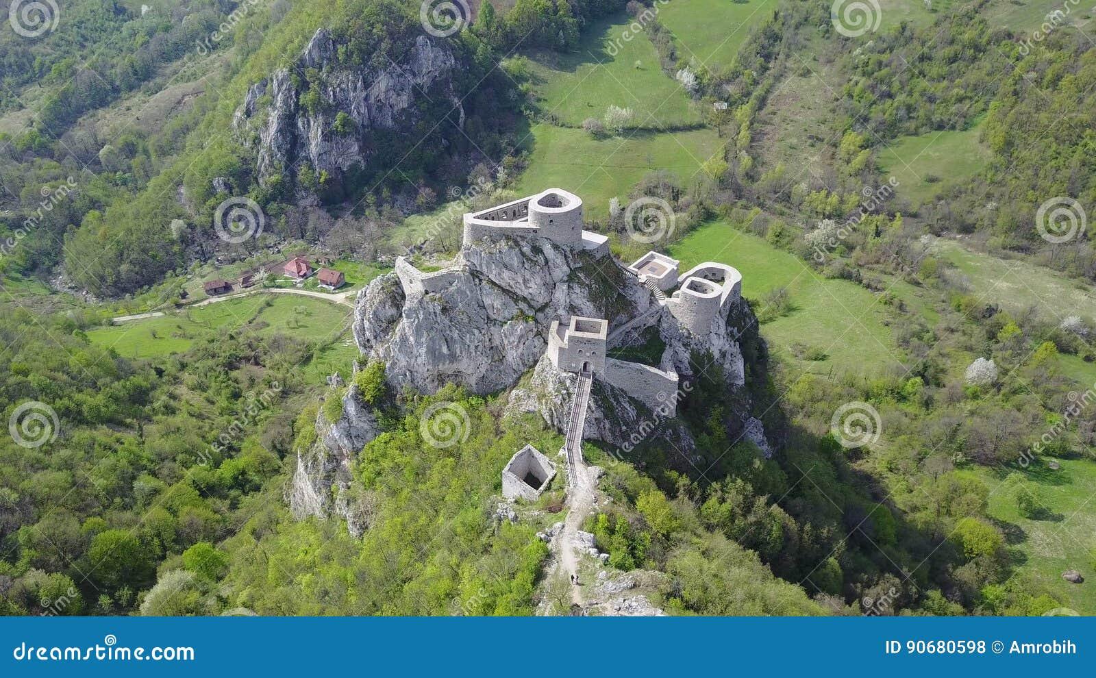 Srebrenik-Festung