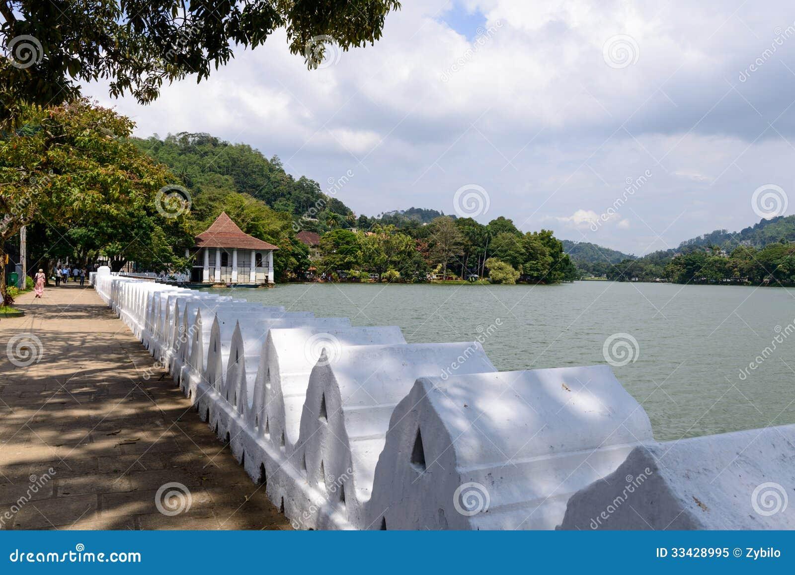 Sri Lanka. La partición central Kandy