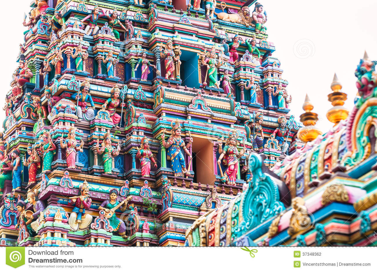 Sri Mahamariamman tempel