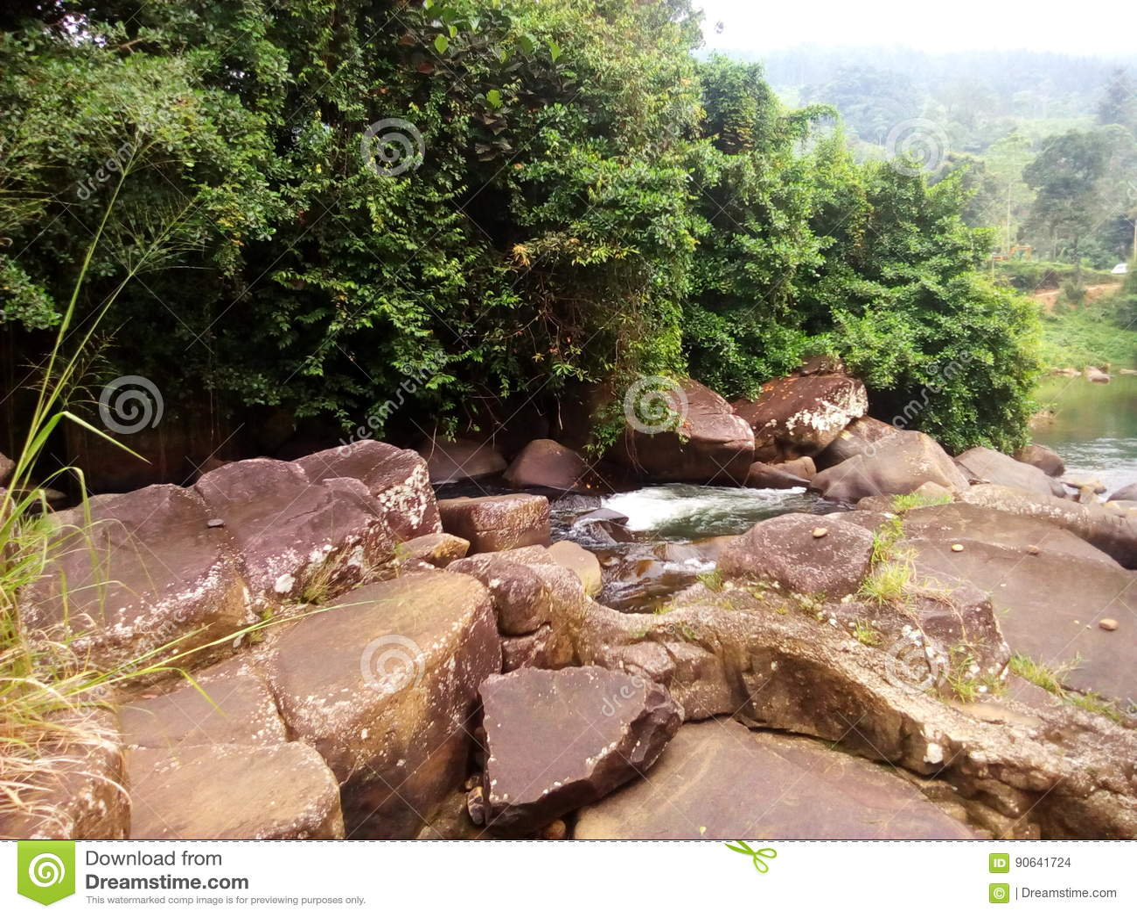 Srilankan rivers