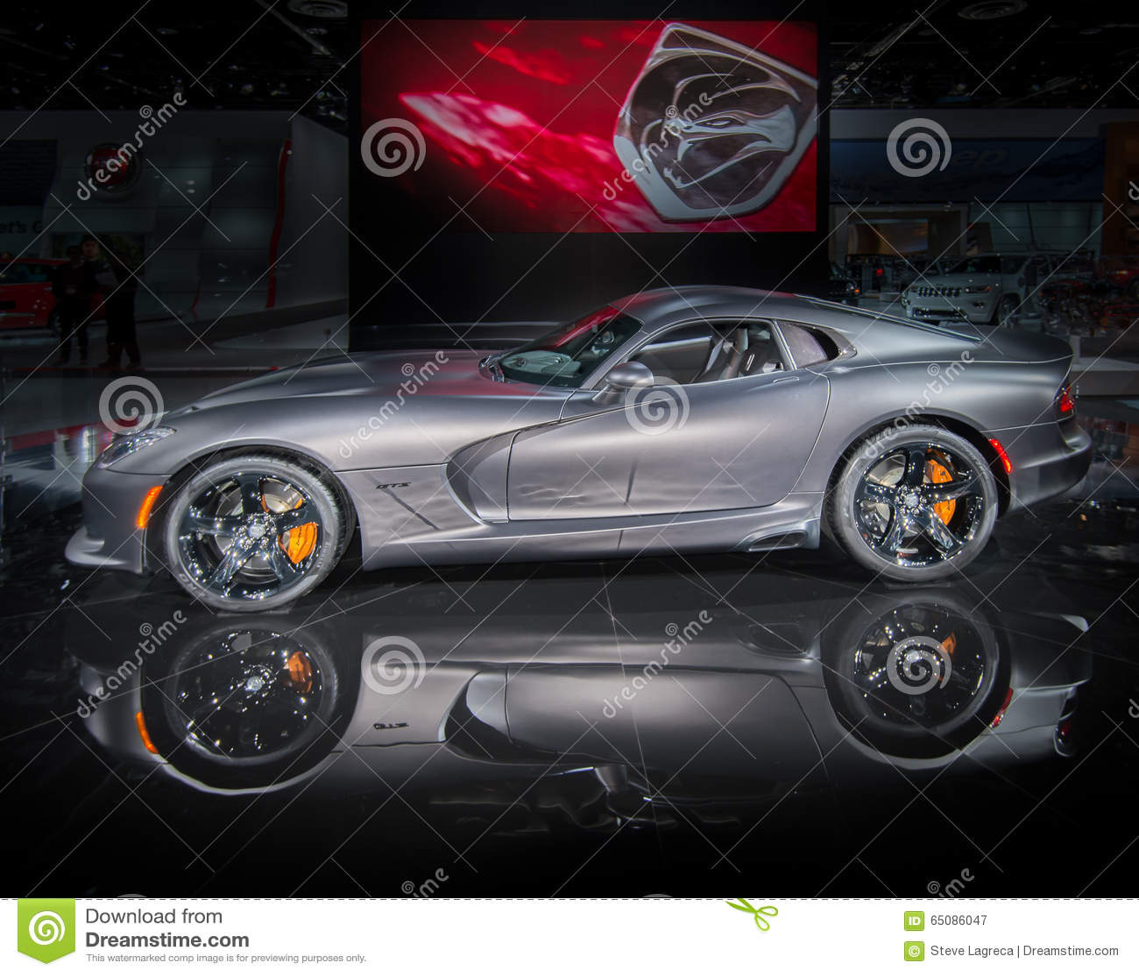 North American Car Show Detroit Mi