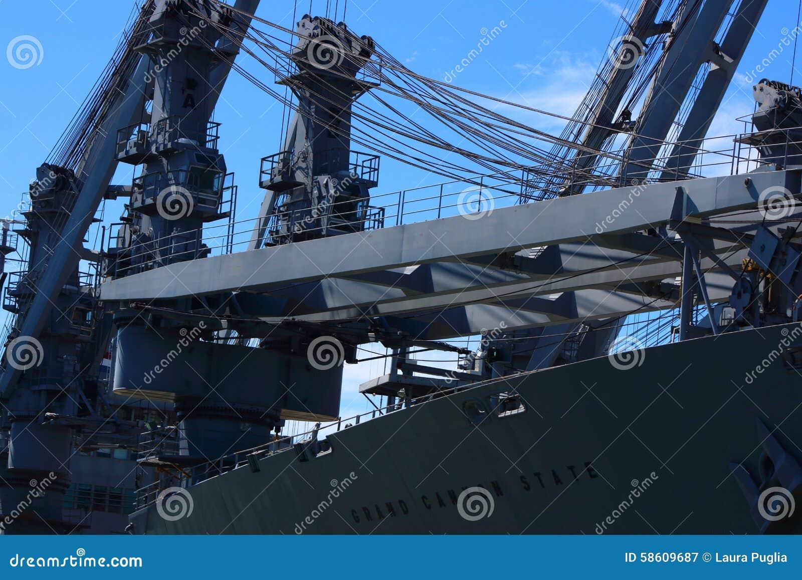 SS大峡谷状态海军载体