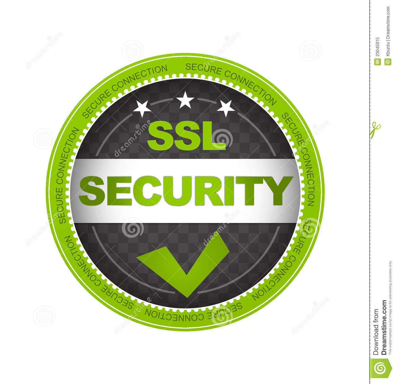 Metallic padlock ssl certificate signs stock vector image 17211468 ssl security royalty free stock photo xflitez Image collections