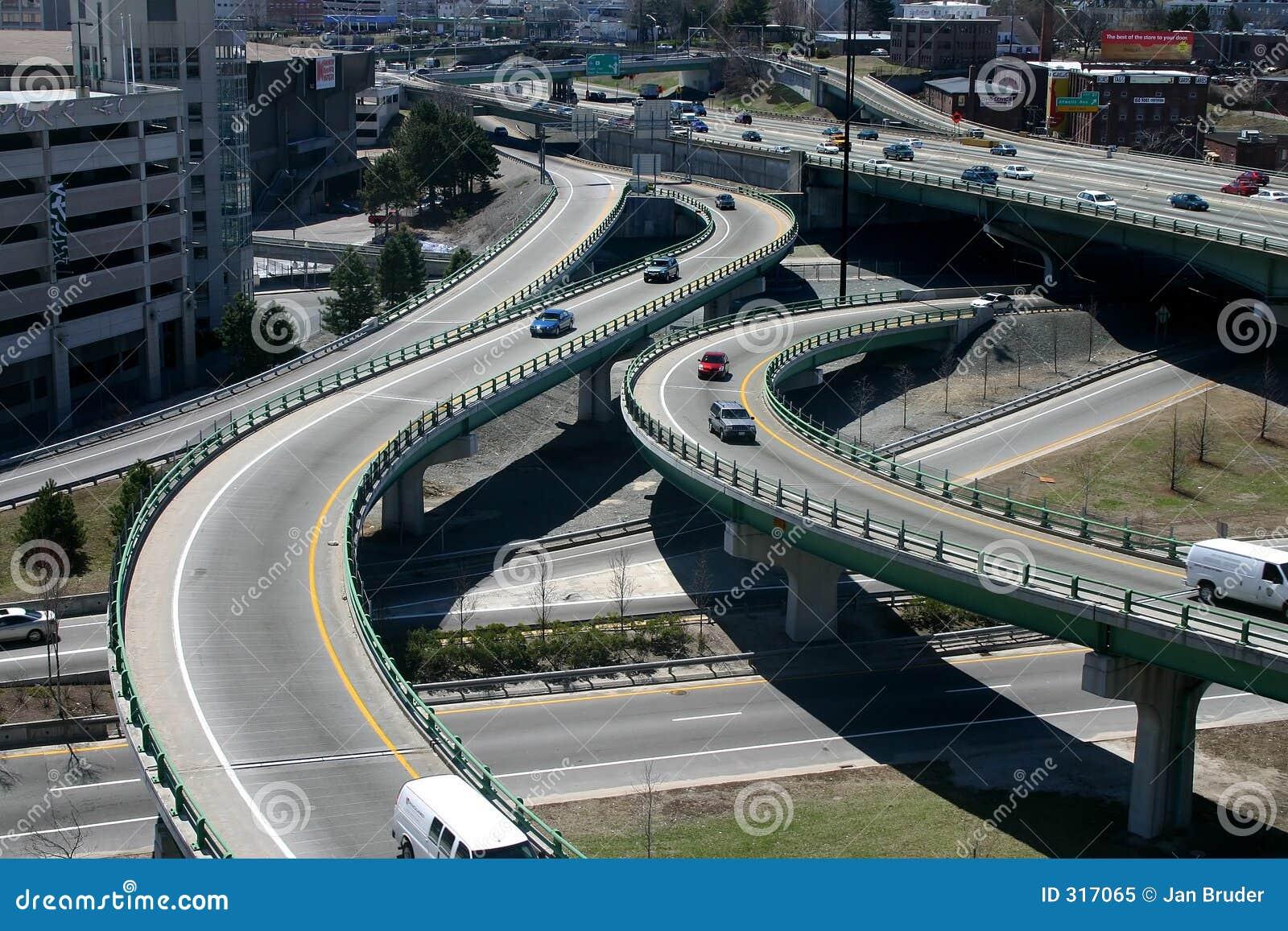 Städtische Datenbahn