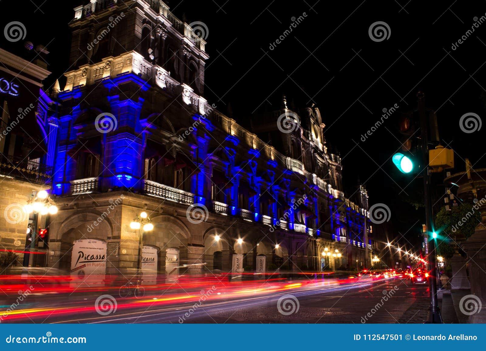 Städtischer Palast Puebla