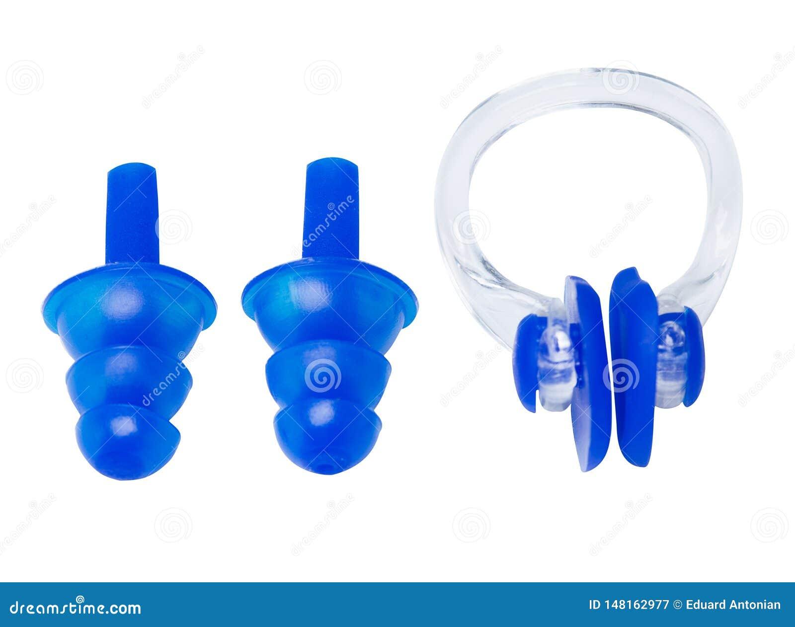 öronproppar för simning