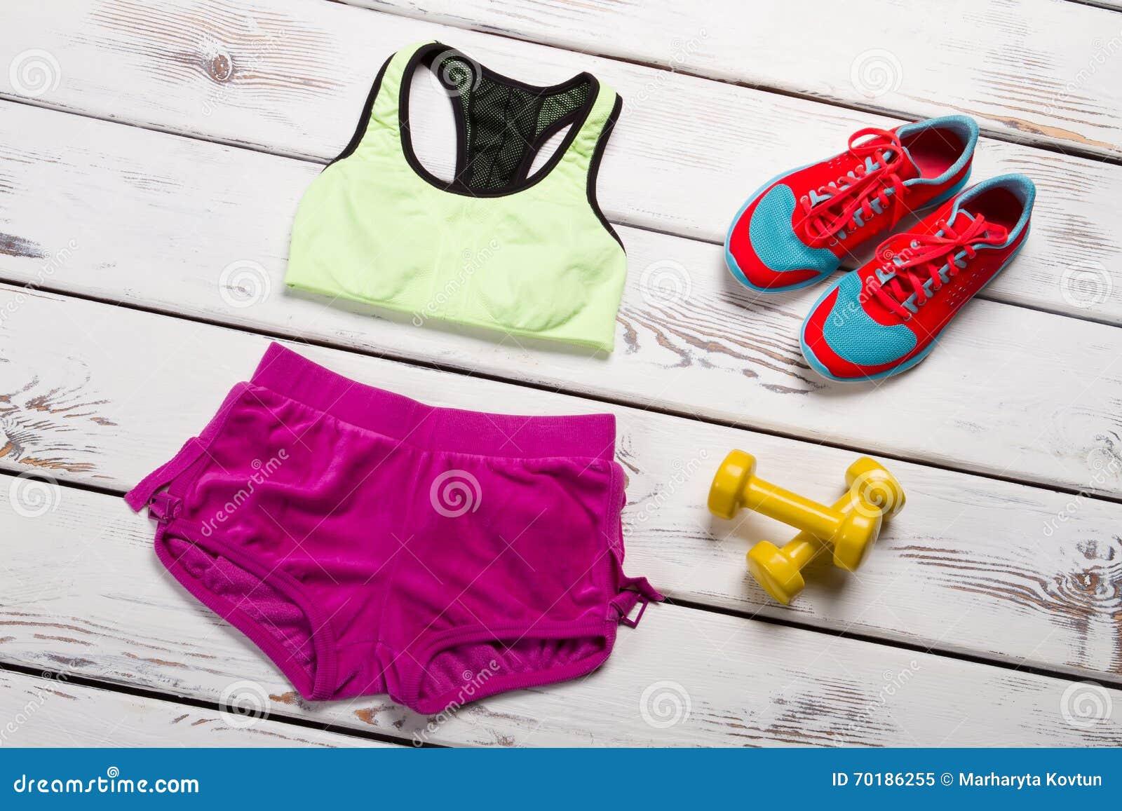 Ställ in för sportaktiviteter i idrottshallen