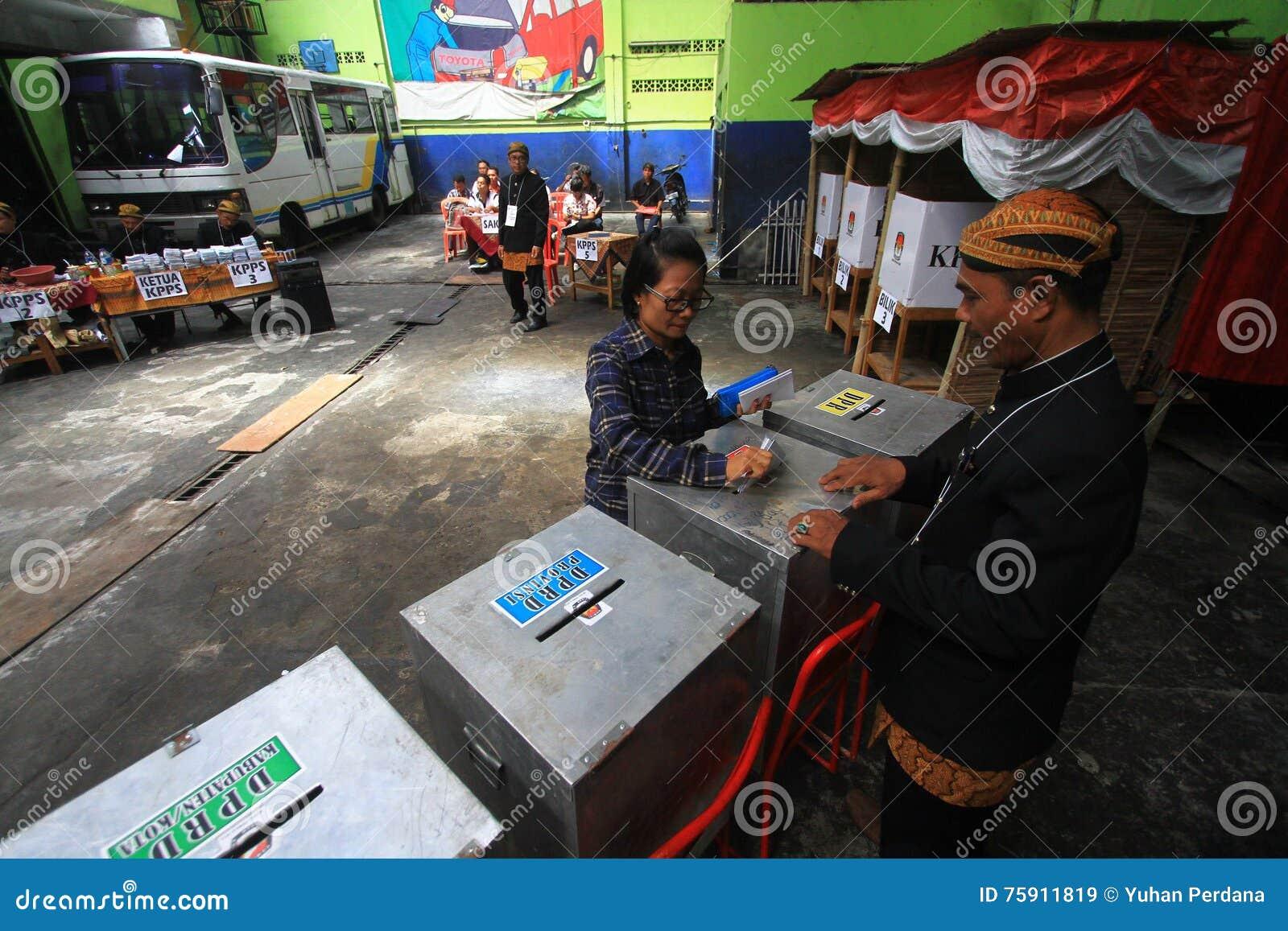 Ställföreträdande folks demokratiska partietval