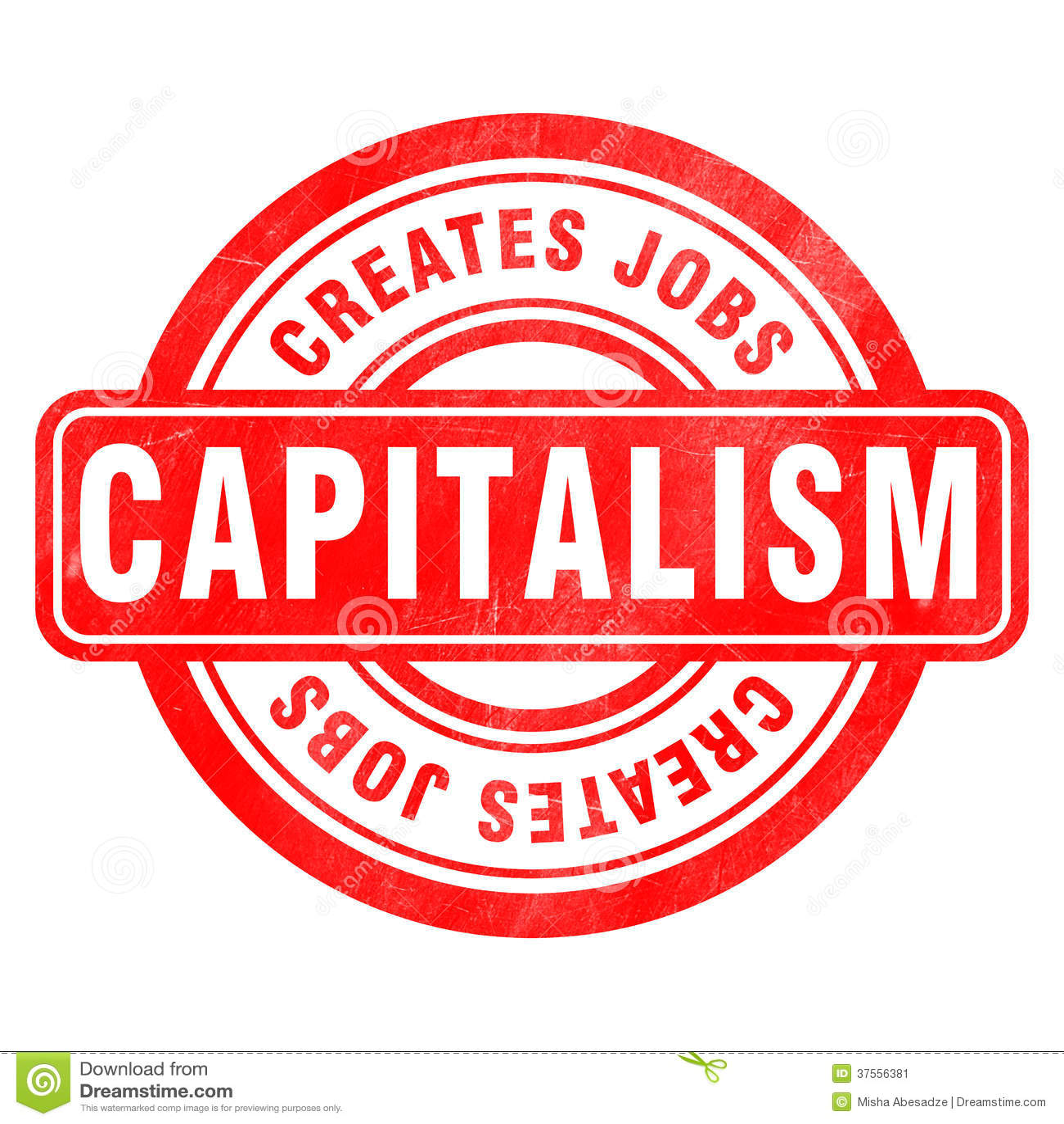 Stämpel av kapitalism