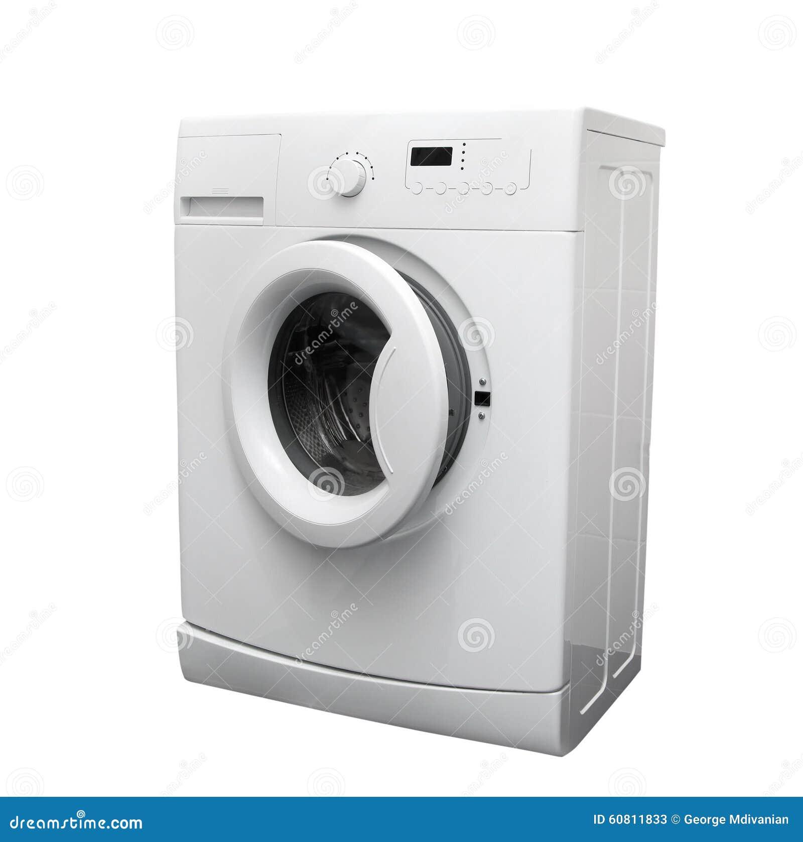 Stäng maskinen som skjutas upp tvätt