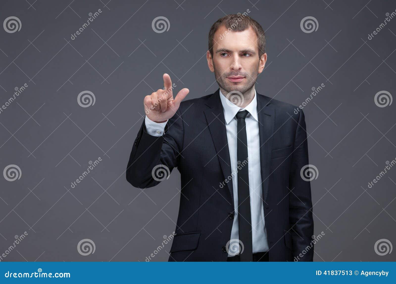 Chefer med gester