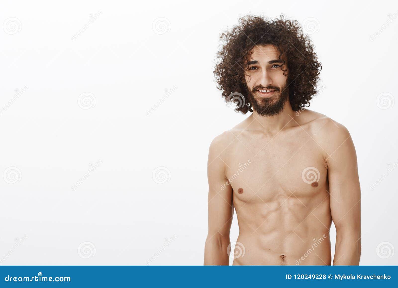 naken manliga mode modeller