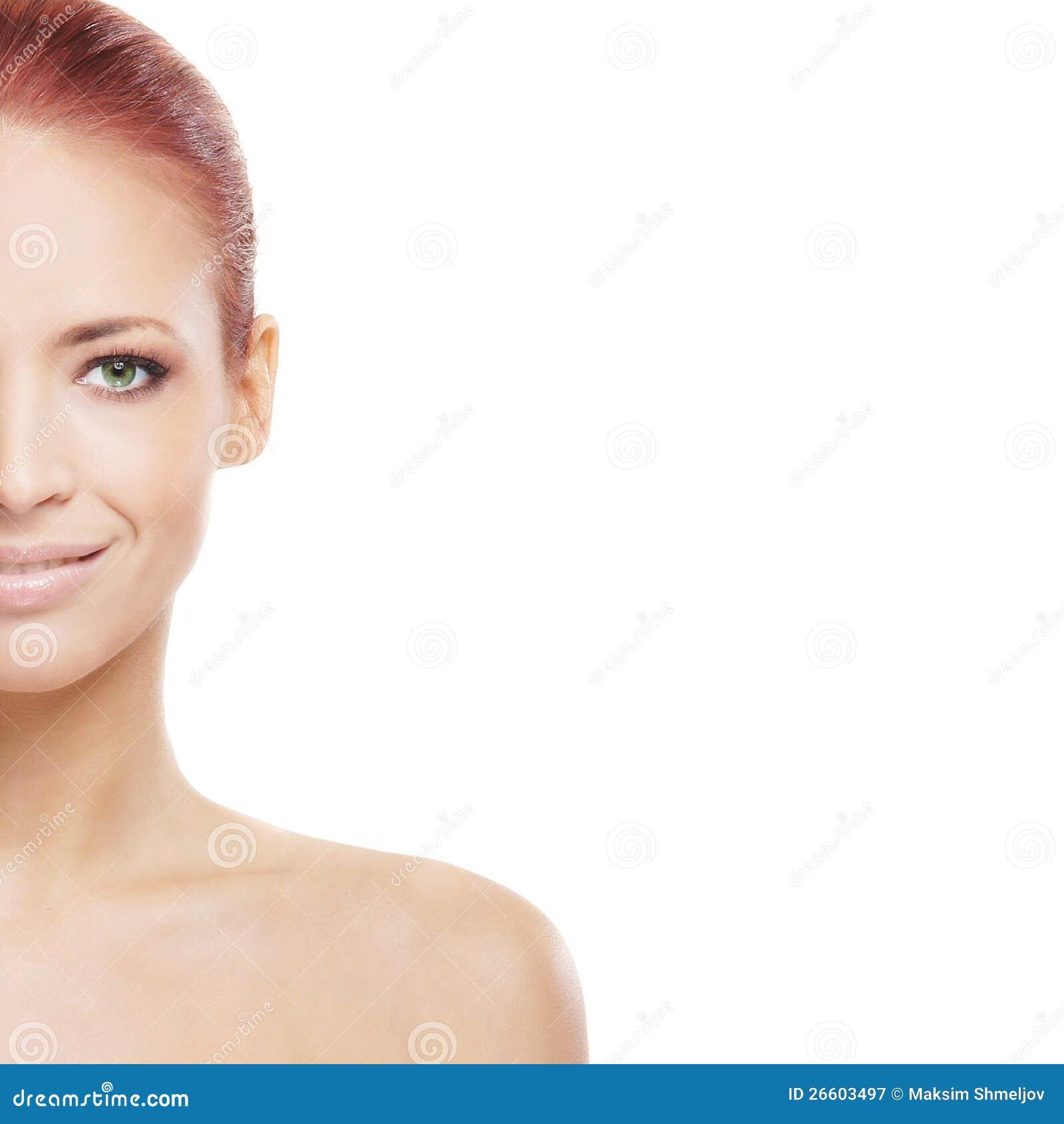 Nakna redhead flickor
