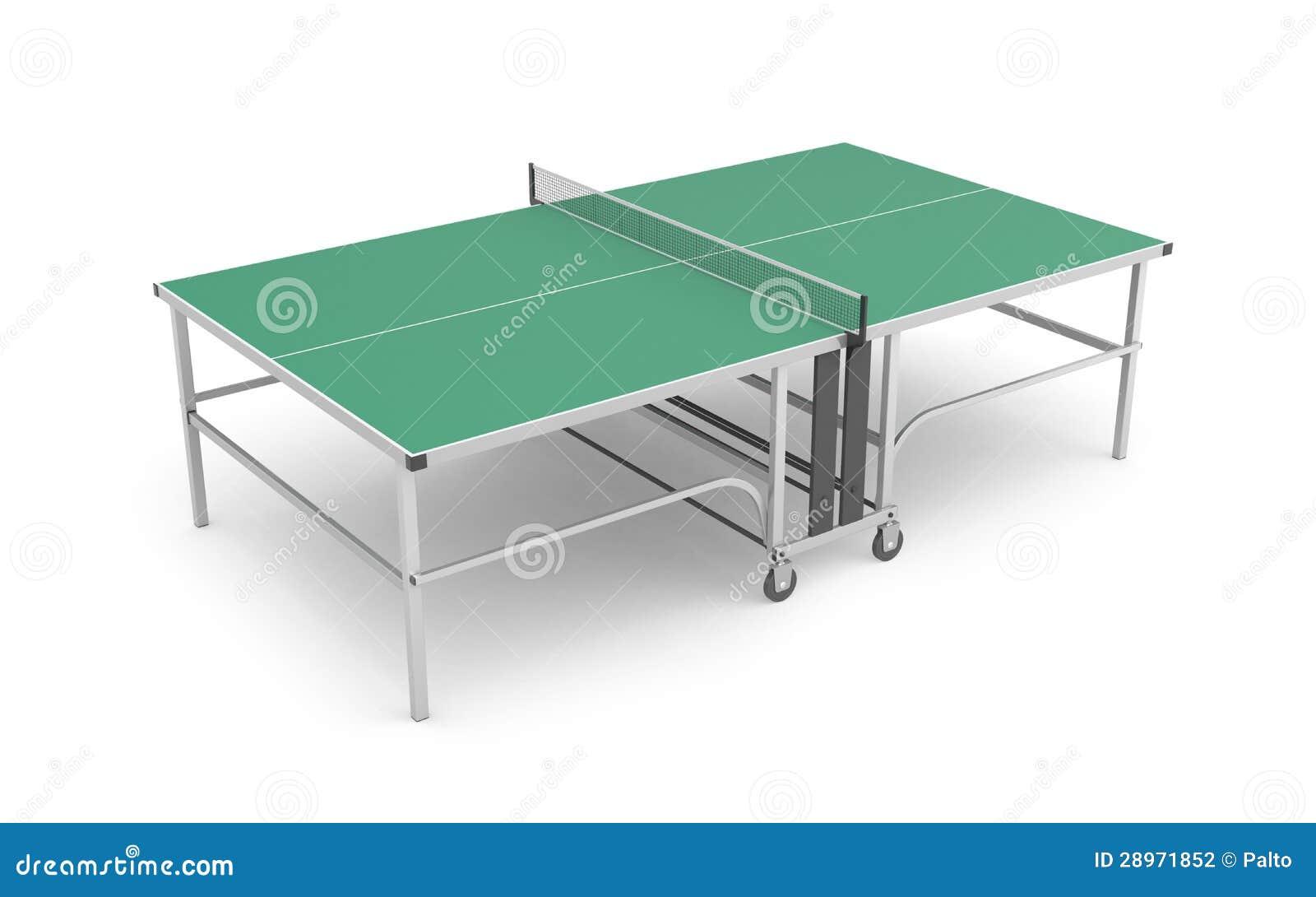 Stół dla stołowego tenisa