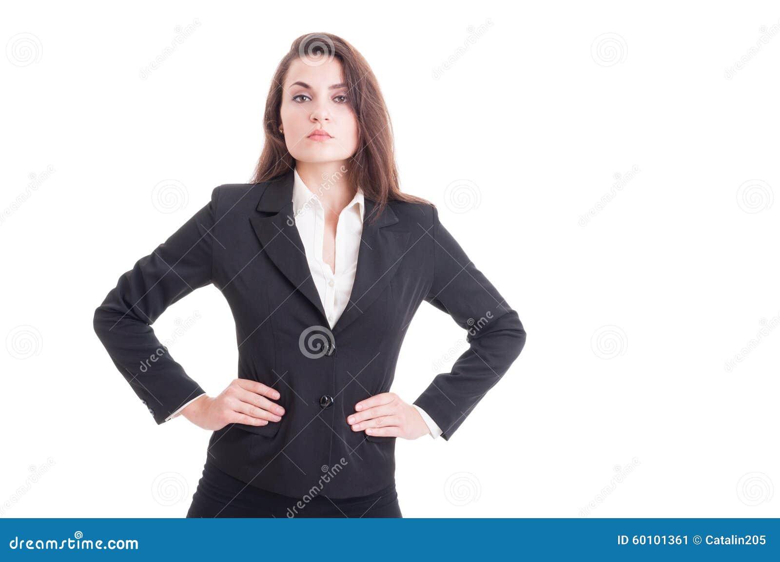 Störrisches Chef-, Manager- oder Geschäftsfrauhändchenhalten auf Taille