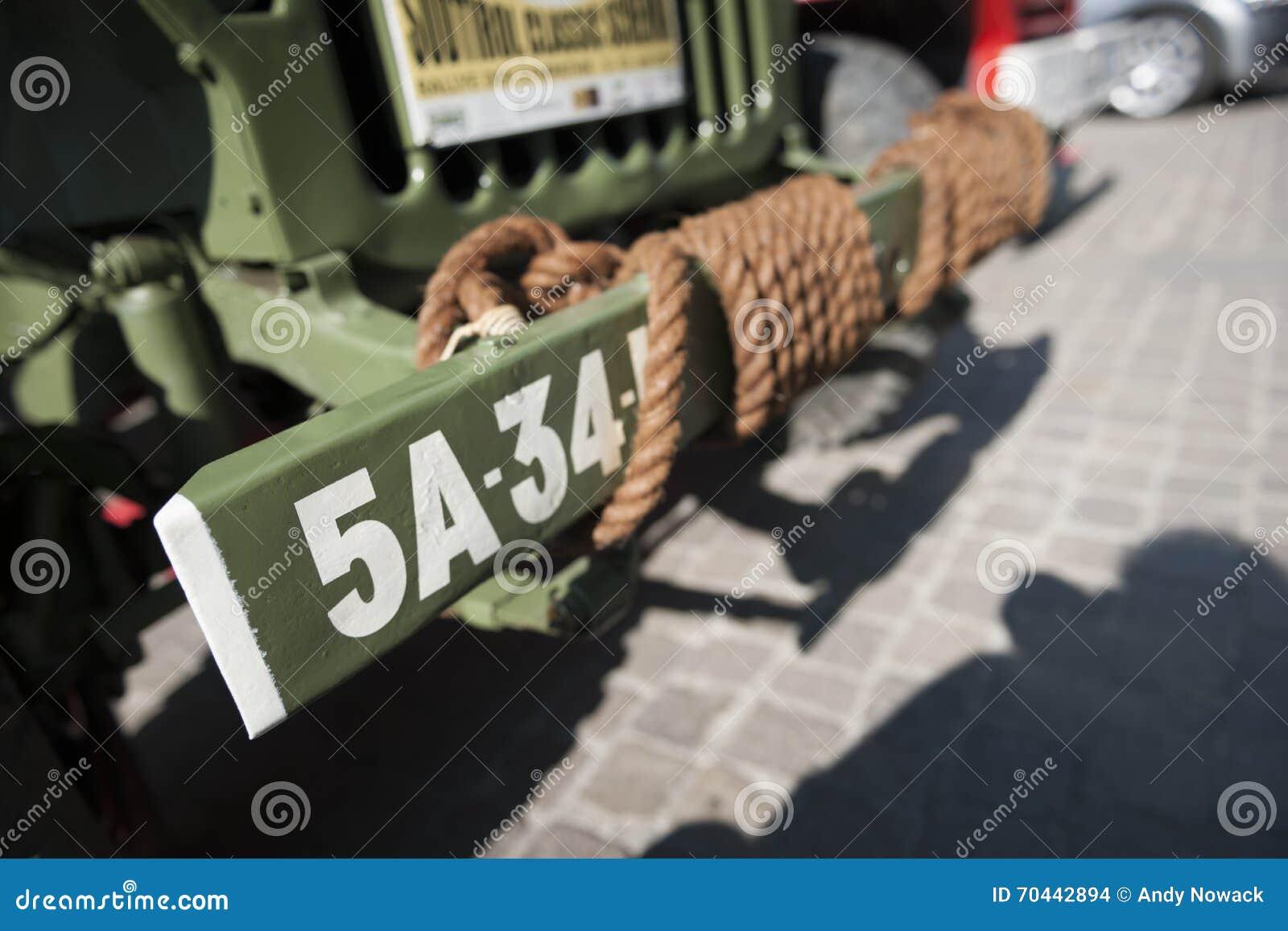 Stötdämpare av grön Willy MB