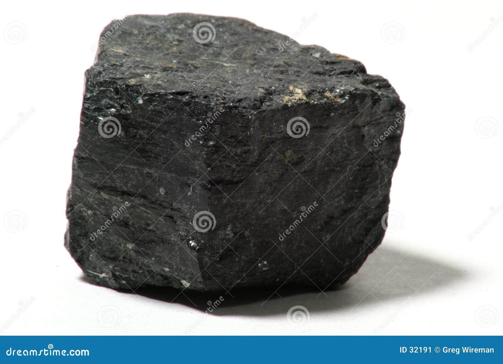 Stück Kohle