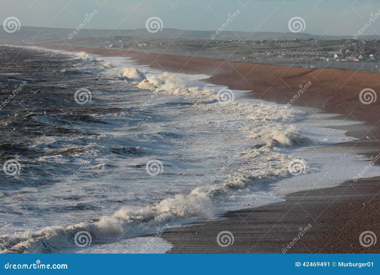 Stürmische Meere