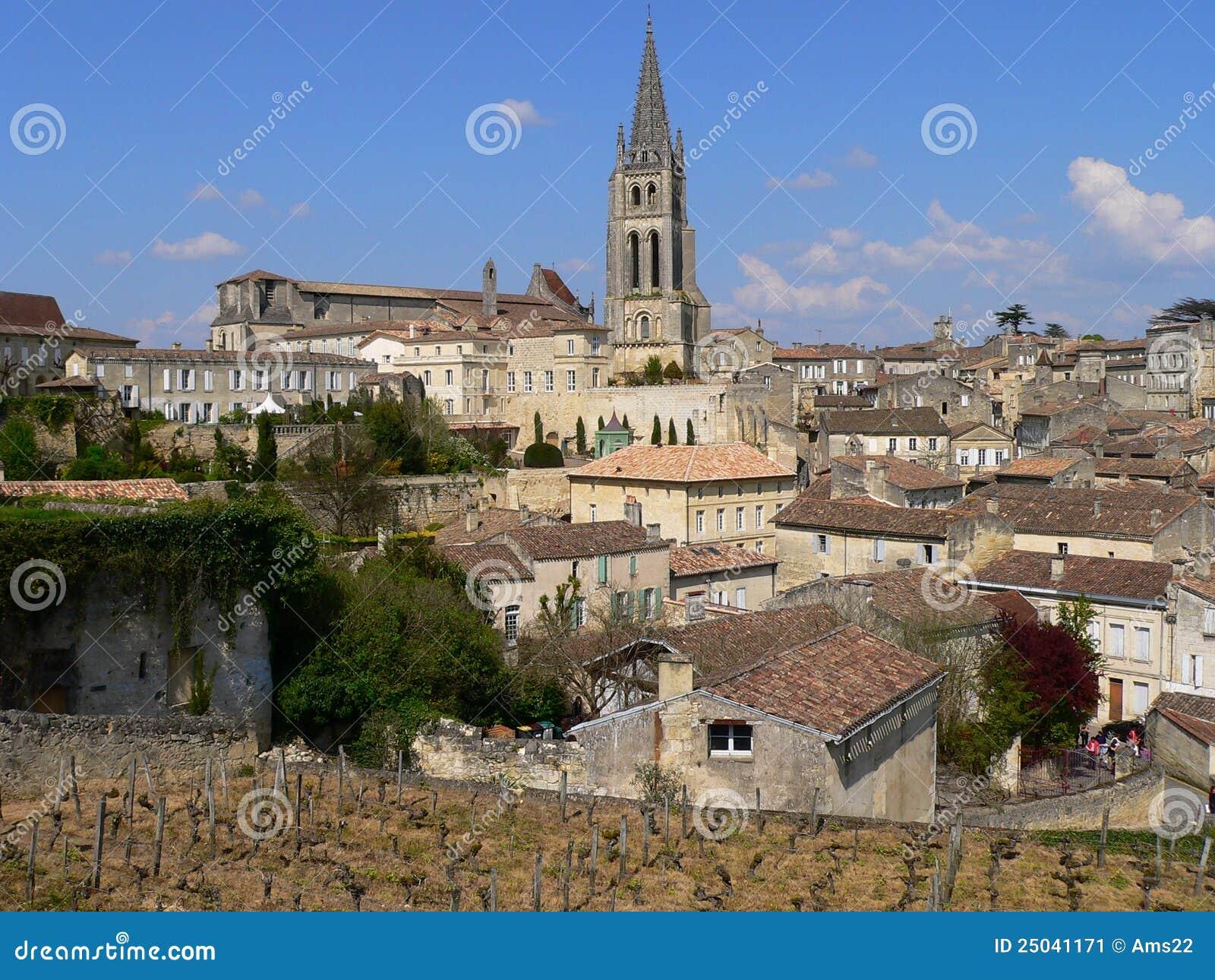 St Франции emilion
