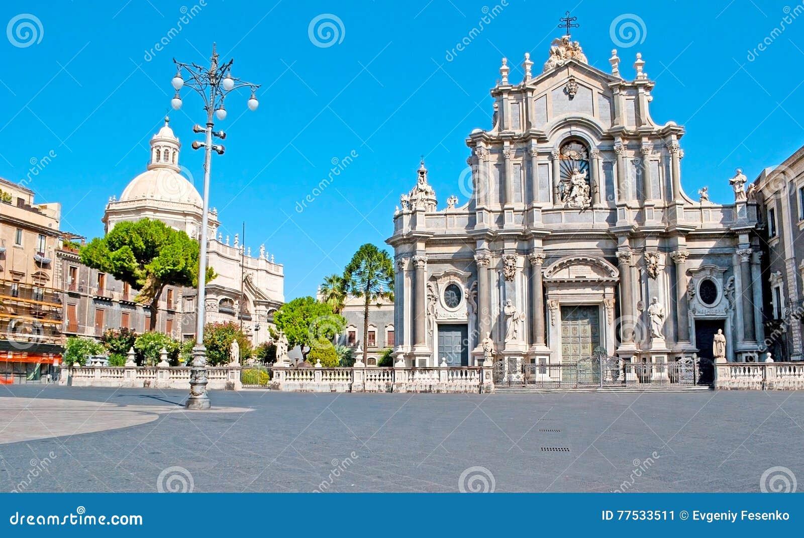 St. Agatha Cathedral von Catania
