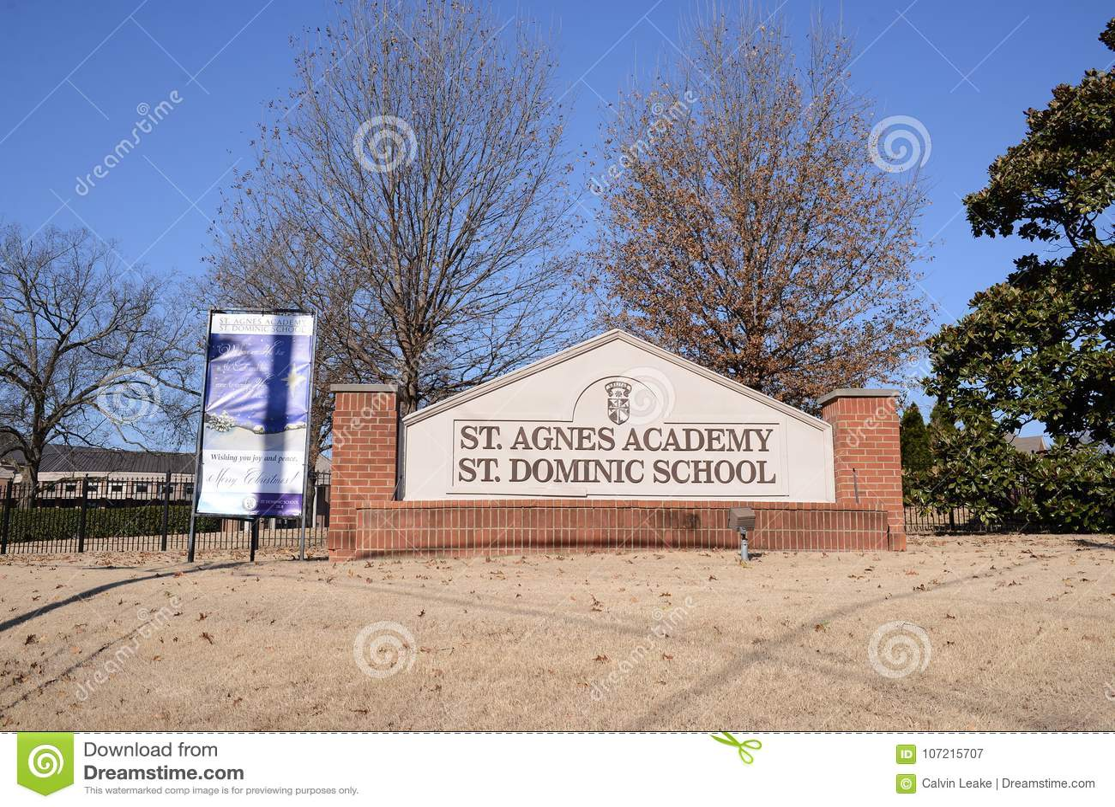 st agnes academy memphis