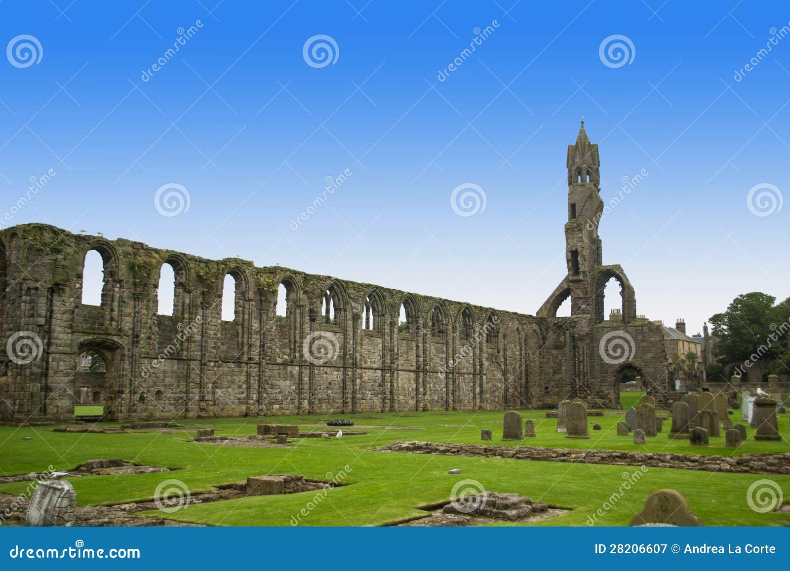 St Andrews kathedraalgronden