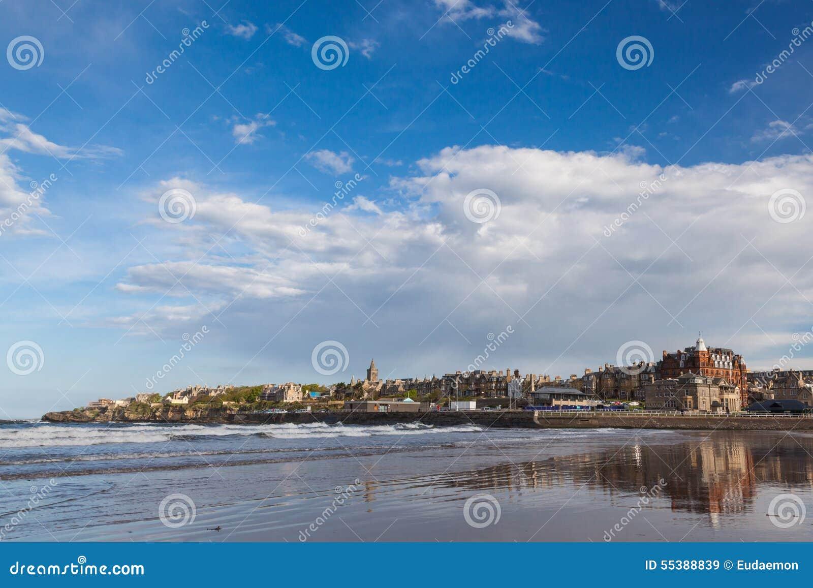 St Andrews panorama