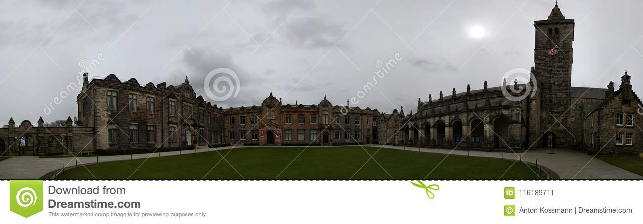 St Andrews University, Scotland