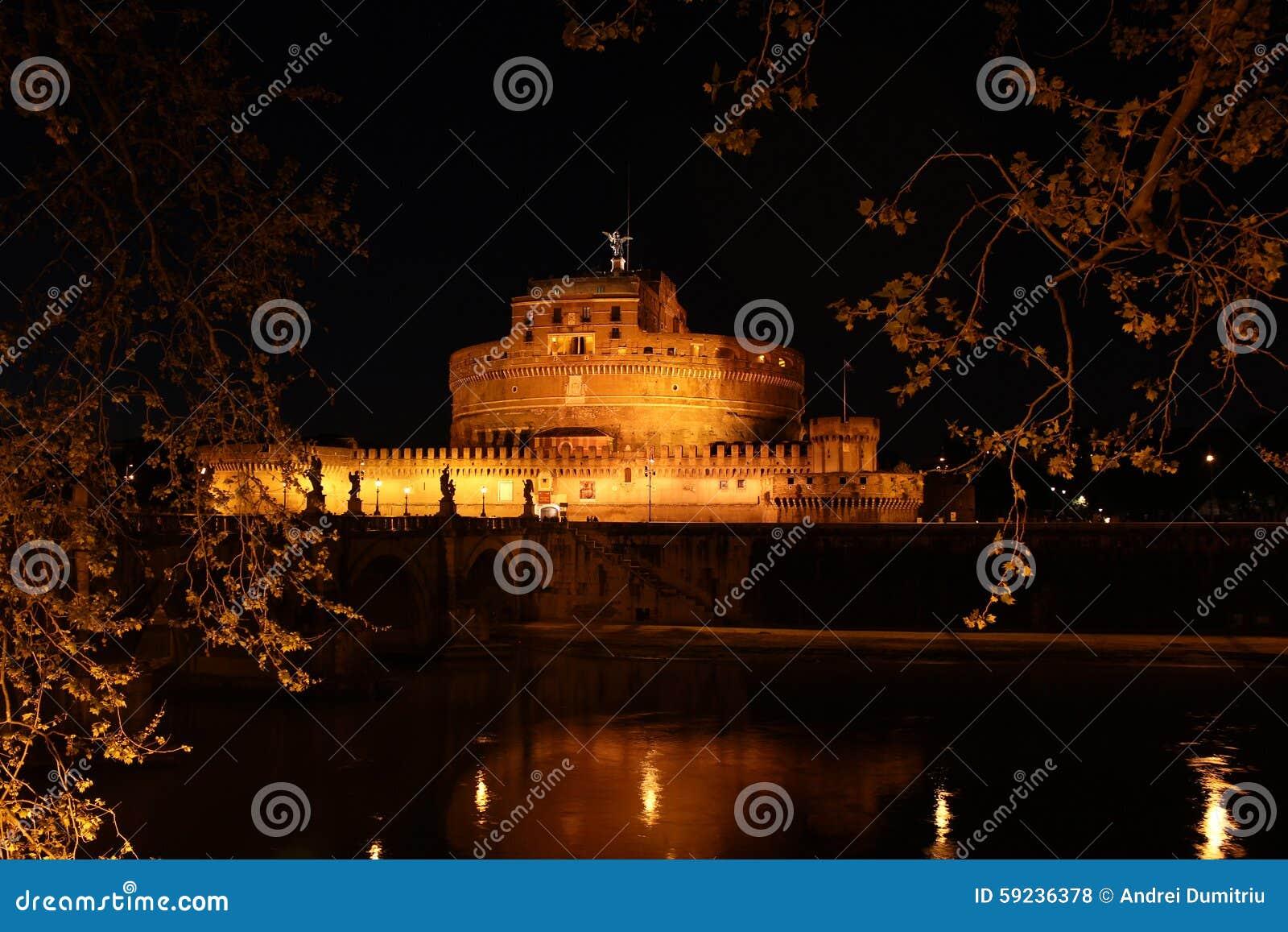 St Angelo Castle
