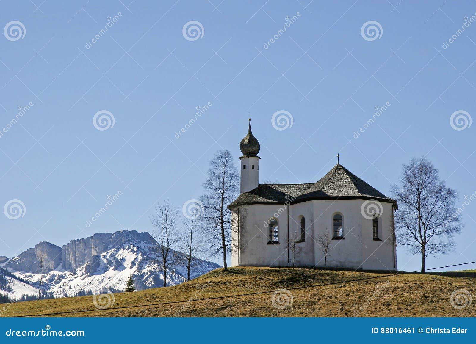 St Anna dichtbij Achenkirch