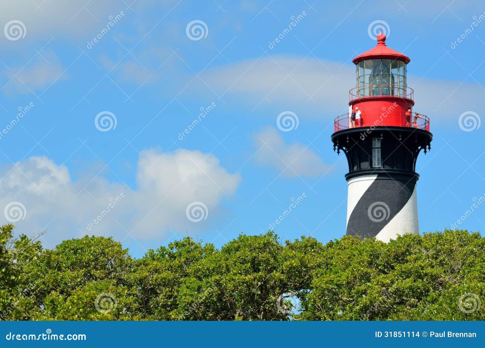 St. Augustine Florida Lighthouse