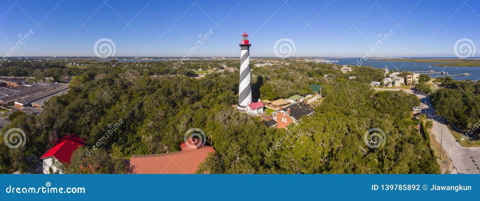 St. Augustine Lighthouse, Florida, USA