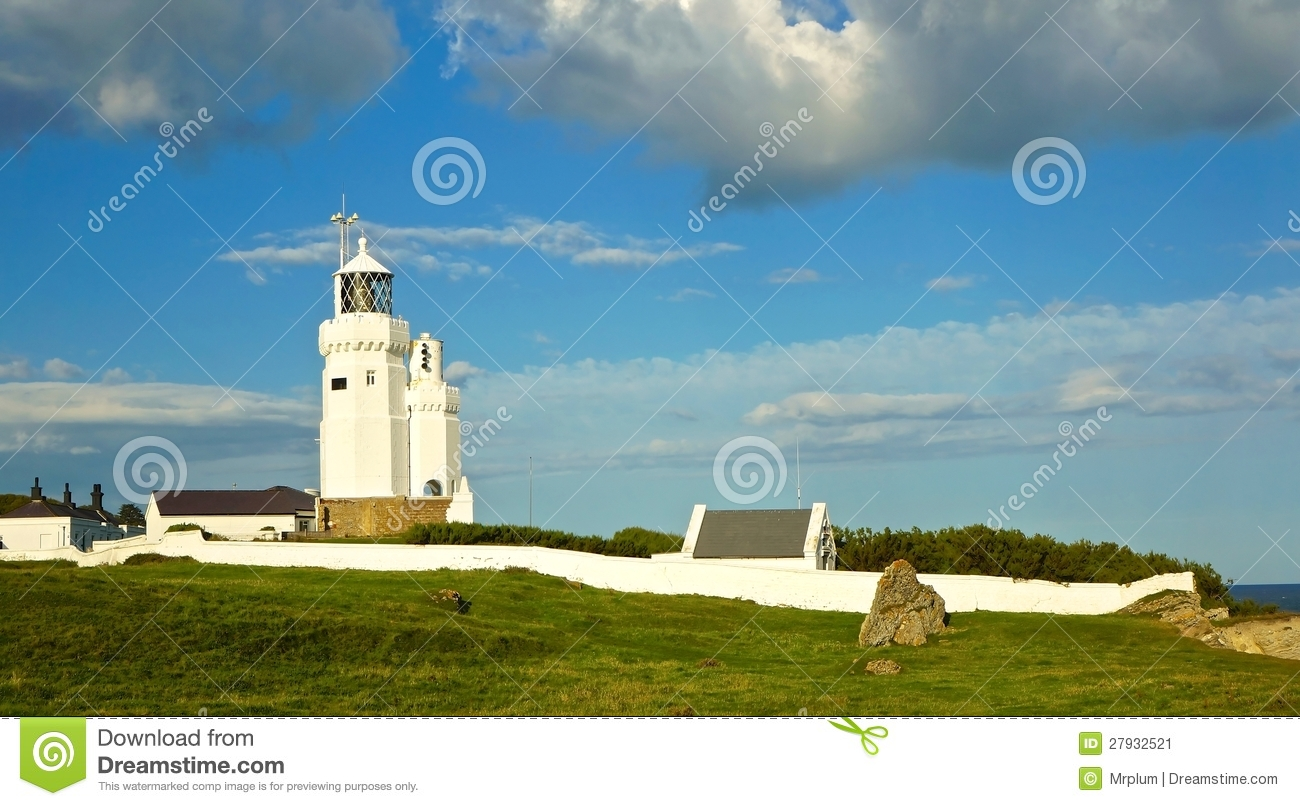 St. Catherine s lighthouse, Isle of Wight