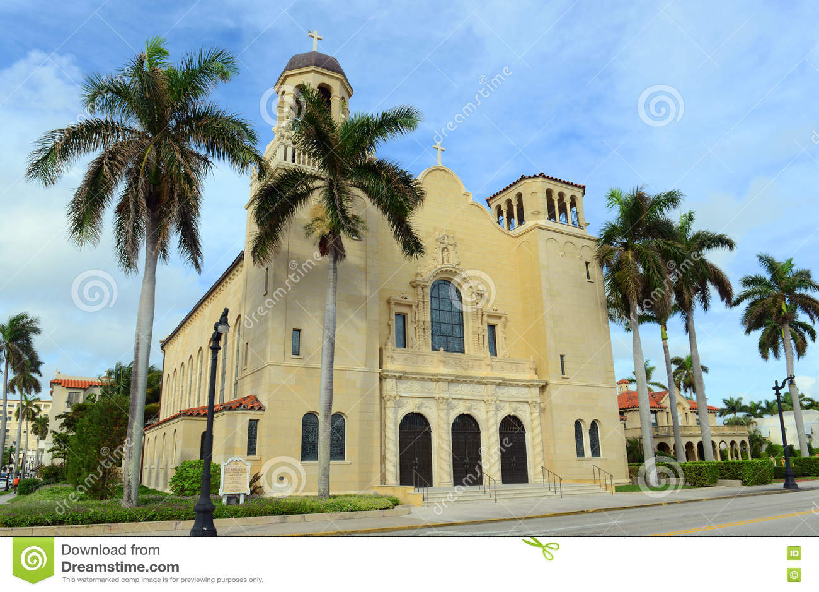St. Edward Roman Catholic Church, Palm Beach, Florida