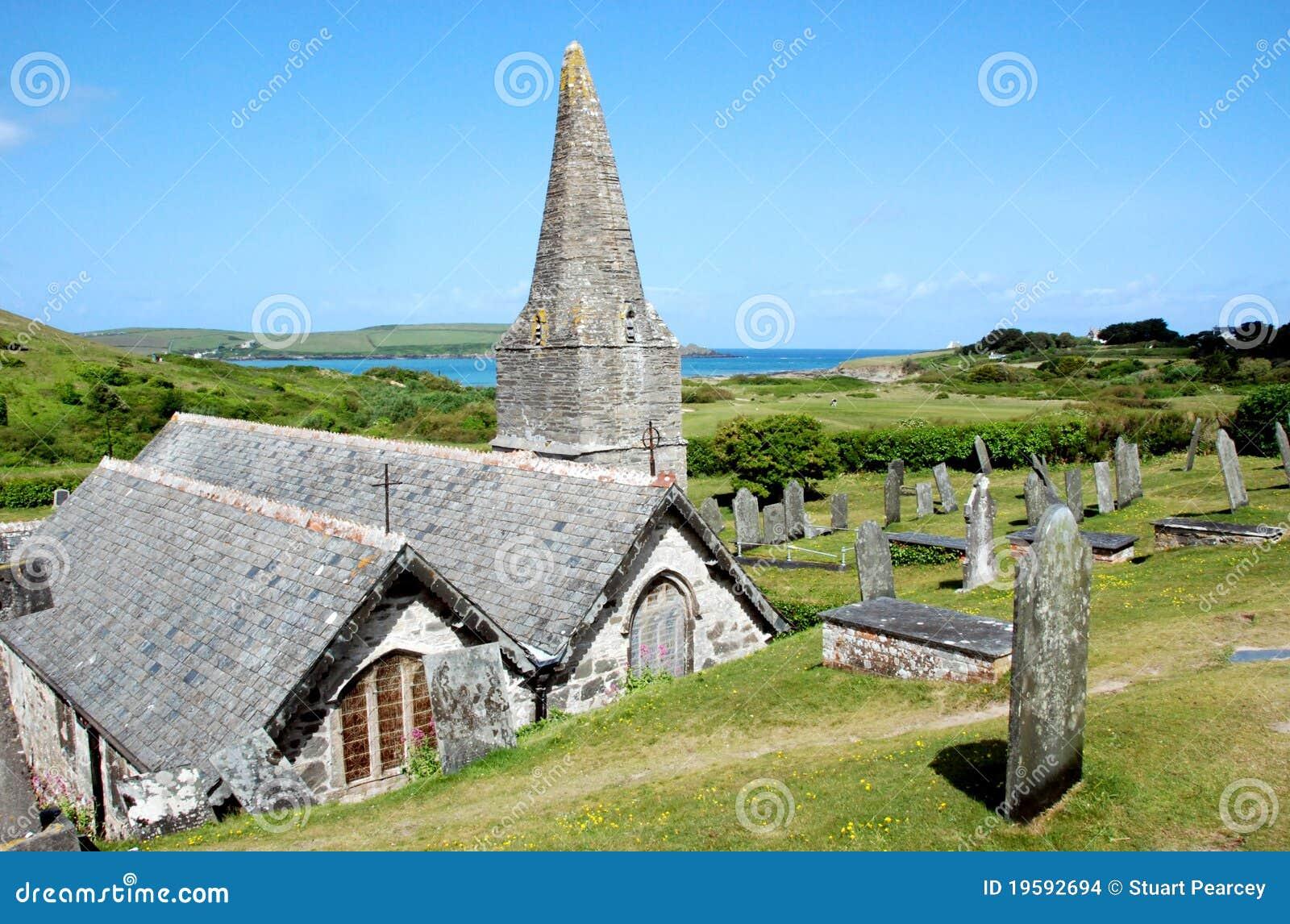 St Enodoc Church 1